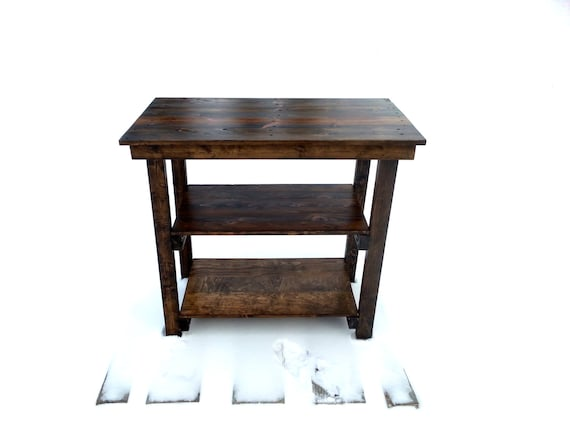 items similar to rustic reclaimed wood kitchen island