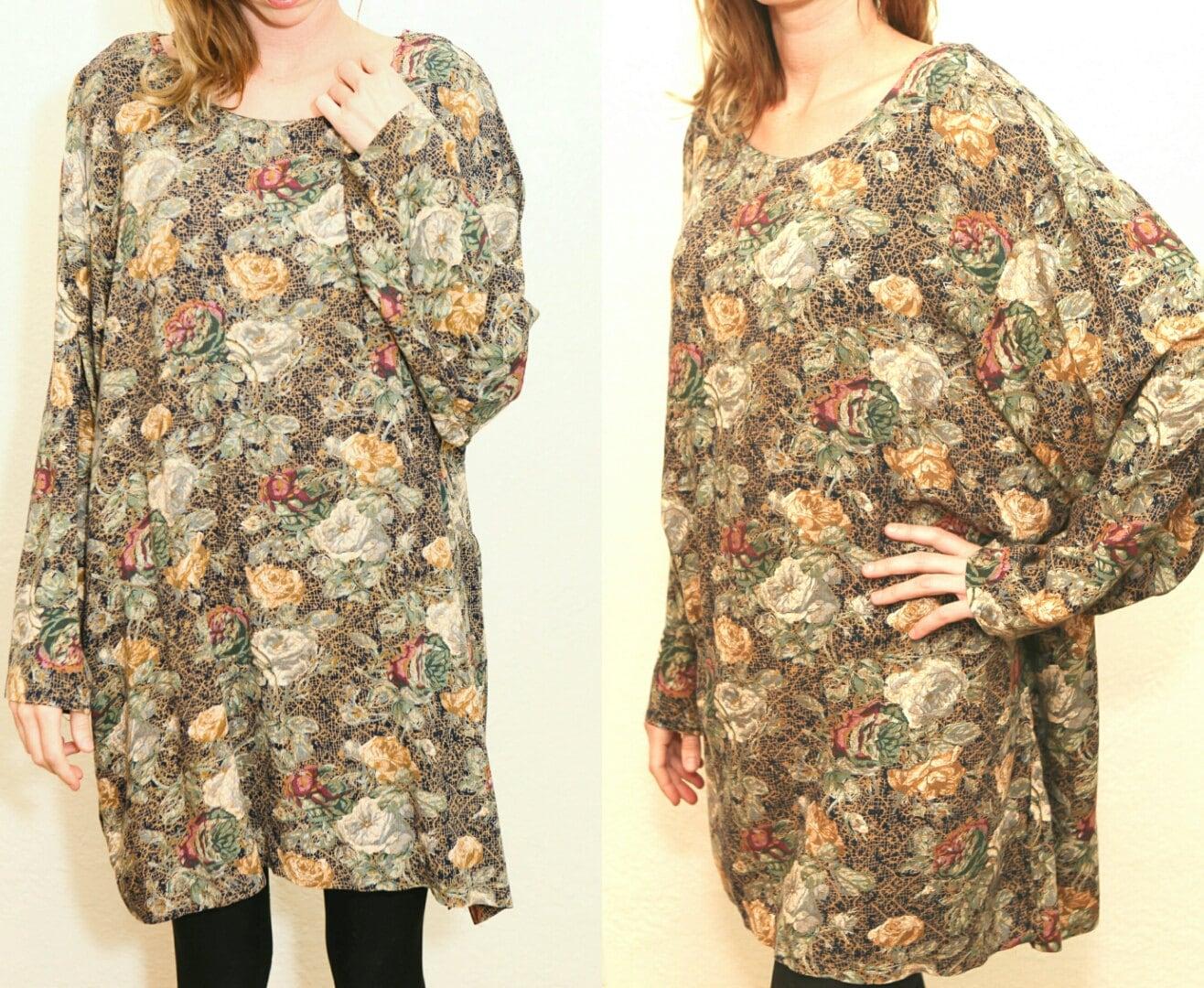 Oversized Shirt Dress Artsy