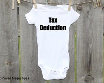 Tax Deduction Onesies®, Accountant