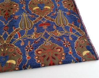 tissu d 39 ameublement de style tribal ethnique tissu de par mahzen. Black Bedroom Furniture Sets. Home Design Ideas