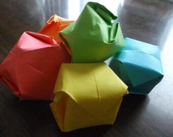1000 Origami Cubes