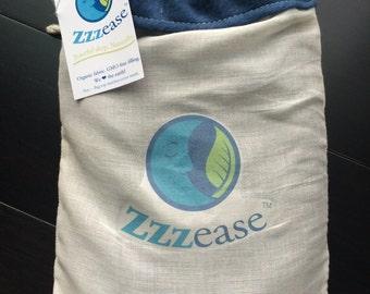 Zzzease: Blue Fleece