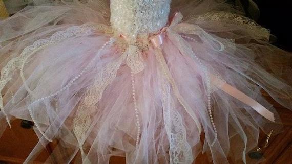 Custom Special Occassion Tutu Dress