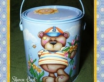 Bartimus Bear--e-Pattern Packet by Sharon Cook