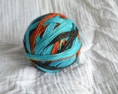 Meseeks and Destroy Self Striping Yarn // Dyed To Order // Hand Dyed Yarn