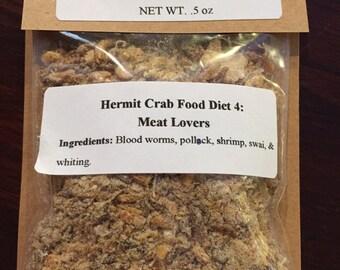 Meat Lovers: Diet 4