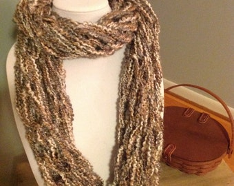 "Infinity Scarf ""Nature's Friend"""