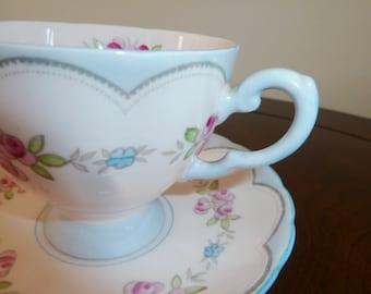 Reduced VINTAGE Tuscan TEA CUP