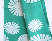 SALE - Follie - Mickel in Good Luck Green , Lotta Jansdotter for Windham Fabrics, Designer Fabric