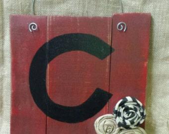 """Initial door hang """"C"""""""