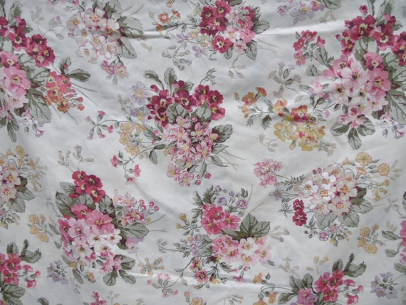 Dorma Country Diary Fabric Summer Scent Shabby Chic Country