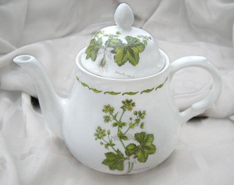 Arthur Wood and Son China Teapot  - No. 6422 Staffordshire England Teapot