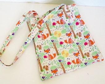 Simple Fox Tote Bag