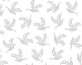 Something Old, Something New - Doves Fabric