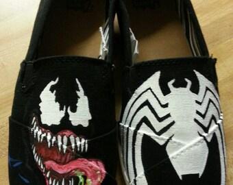 Toms Shoes Customized Venom