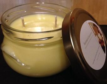 11 oz. Mango Papaya Scented Candle