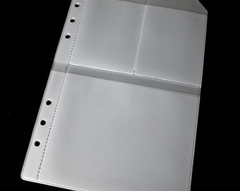 A5 folders for 3 pictures, tickets or other products like Filofax