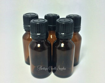 5 x 15ml Fragrance Oil Sampler Pack