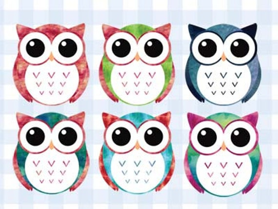 Items Similar To SALE Owl Clipart
