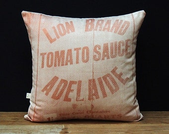 Tomato Sauce - Adelaide Cushion