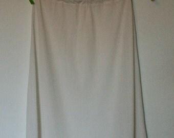 Vintage Lingerie Underskirt - 1970's