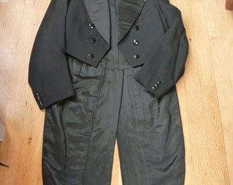 Jacket tails - year 1938 - size SMALL