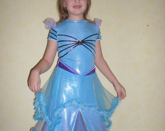 Girl's Mermaid Carnival Costume