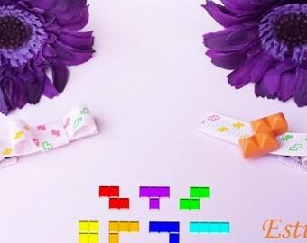 Tetris 2 clips