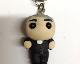 Lil Father Ted Keyring
