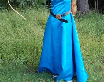 Ready to Ship -Merida Brave, Disney Inspired Scottish Princess, Renaissance Women's costume Small