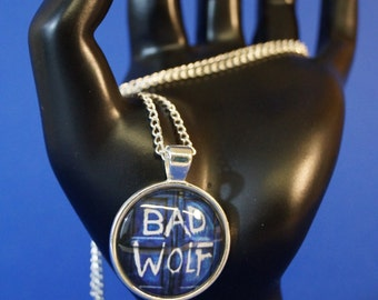 Bad Wolf Necklace