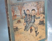 """Vintage Book """"Copper-Toed Boots"""" by Marguerite de Angeli, First Edition with Dust Jacket, Published 1938"""