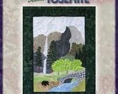 Scenic Yosemite Wall Hanging Pattern