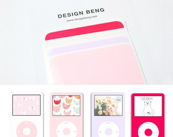 4Sheets! iPod Classic Skin - Set A