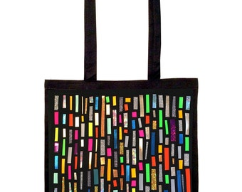 Bricks Multicolor OFF DUTY Tote