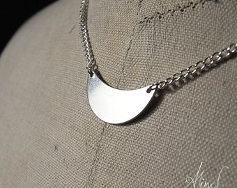 Moon - Moon Pendant Necklace pendant necklace