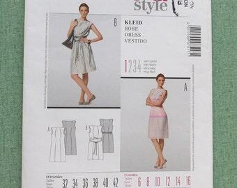 Burda Dress Pattern