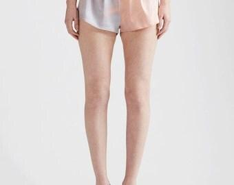 Sunset Silk Shorts