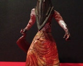 Pyramid Head W Knife Figure Inspired by Silent Hill
