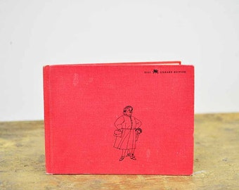 Benjie vintage red book