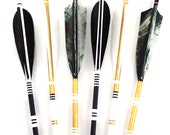 Black Heart Arrows