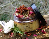Kitchen Witch Herbal Spell Blend  - Blessings, Abundance, Protection, Purification, Offering, Altar Incense, Floor Sweep, Candle Magick