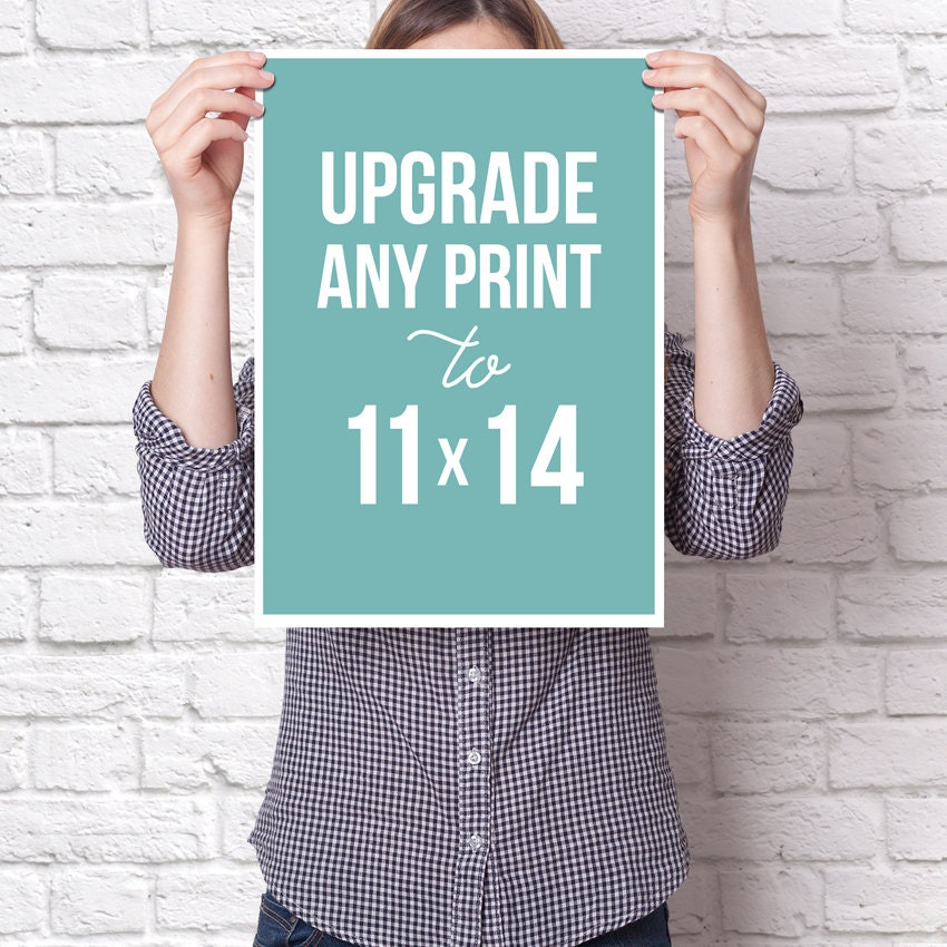 how to change print size on printer