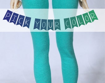 MSD Minifee BJD clothes Pick Your Color Legging pants MonstroDesigns