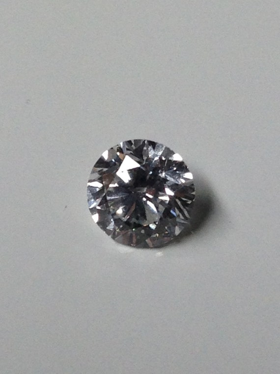 3/4 Ct Loose Diamond G Color, I-2 Clarity, Round Cut