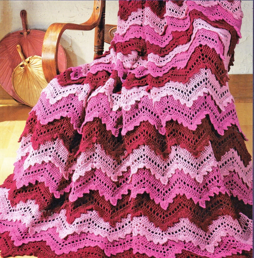 Crochet Ripple Afghan Patterns www.galleryhip.com - The ...