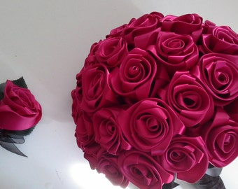 Bridal bouquet, rose bouquet, wedding bouquet, brides bouquet