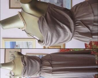 Vintage 1970s Disco Diva Dress...Size XS/S