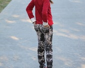 Sabrina Skinny Pants PDF sewing pattern Sizes 1/2-16