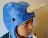 Narwhal Hat winter animal hats
